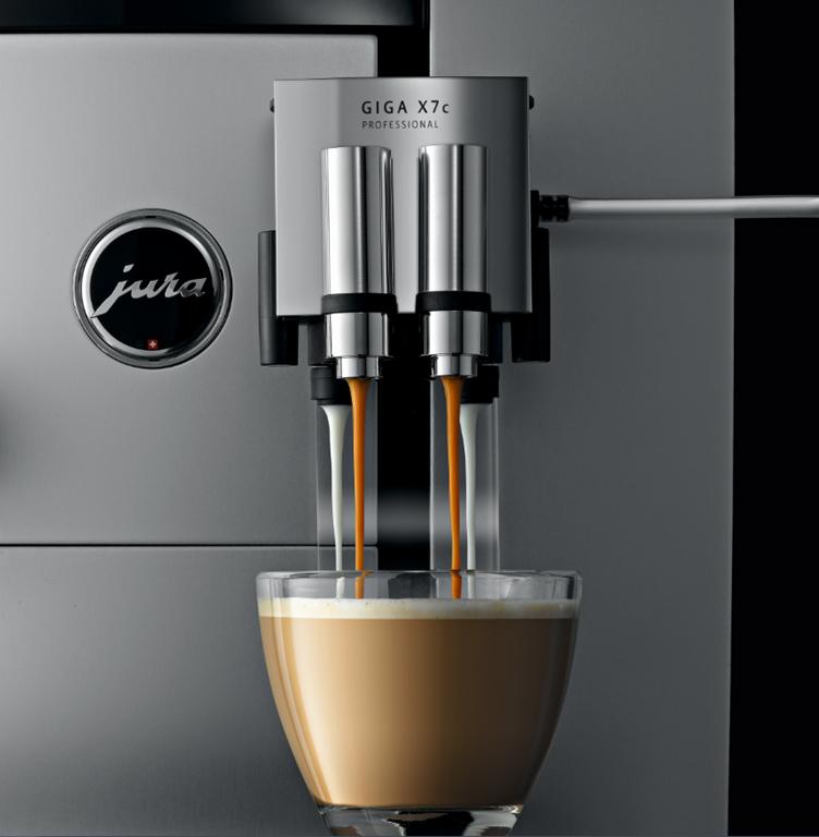 X7c-製作咖啡