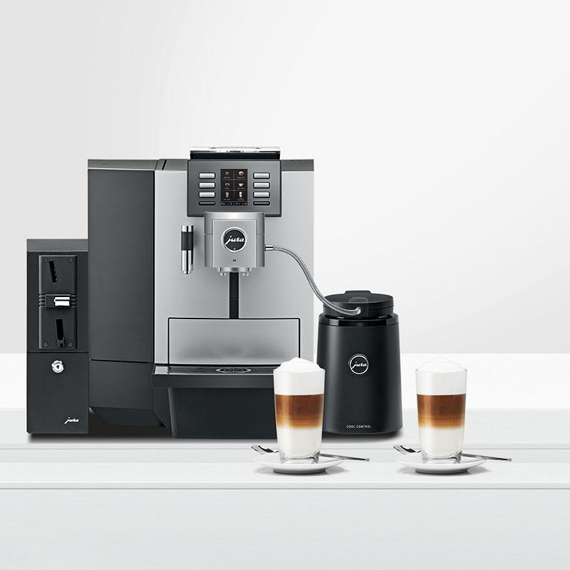 X8咖啡機專案